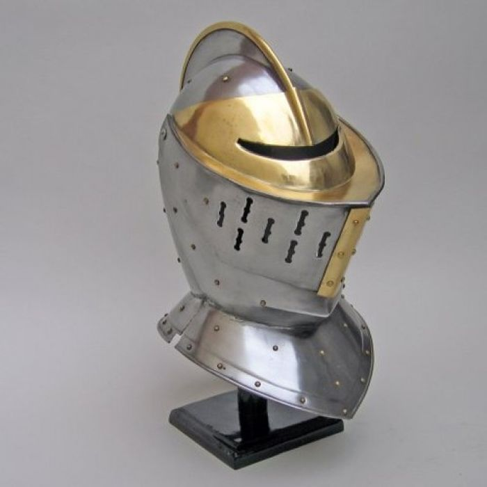 Various sizes medieval armour with sword  Medieval Shop