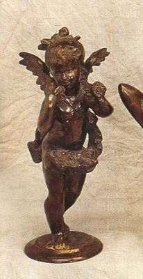 BRZ5005 - Boy Angel, Bronze