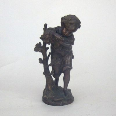 BRZ5011 - Bronze statue
