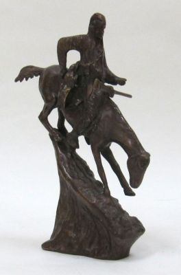 BRZ5019 - Mountain Man, Bronze