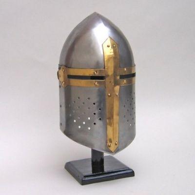 IR8057 - Armor Steel Sugarloaf Helmet