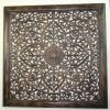 SH15751 - Carved Wooden Wall Panel