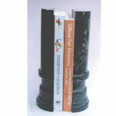 SS12114 - Soapstone Book Ends
