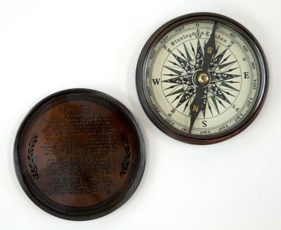 BR48431 - Poem Compass