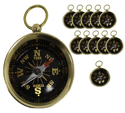 BR48831X - 12 Pack / Pocket Compass